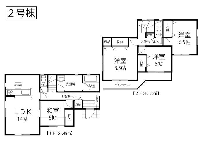 堀米町第10(2号棟間取り).jpg